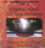 Coming Home: Four Sonic Meditations